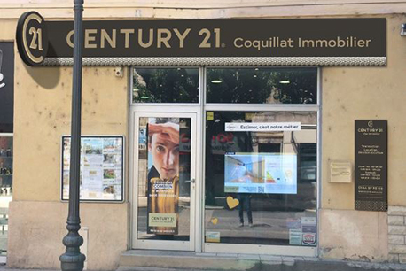 Agence immobilière CENTURY 21 Coquillat Immobilier, 69400 VILLEFRANCHE SUR SAONE
